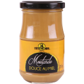 Moutarde Douce au Miel (210g)